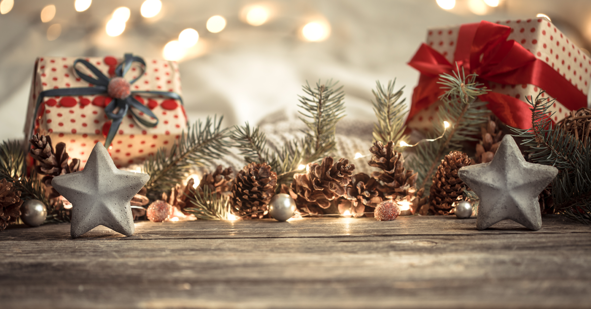 I'll Be Home For Christmas: 8 Home Decorating Ideas for the Holidays