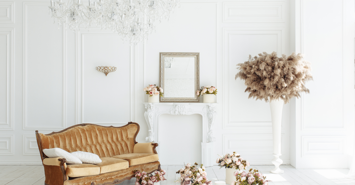 Classic Home Decor Elements That Will Give You The Romantic House Of Your Dreams