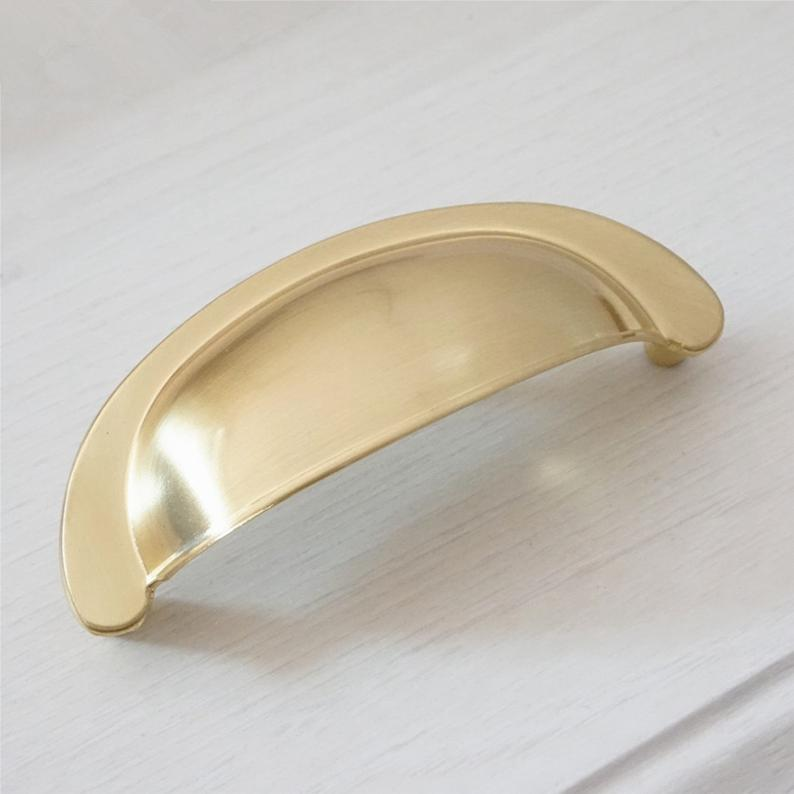 Gold Cup Pull Iron Handle 2